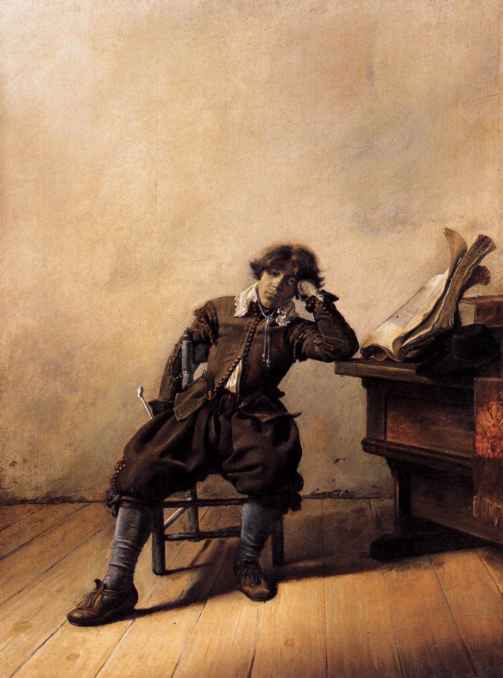 melancholic hamlet essay Unlike most editing & proofreading services, we edit for everything: grammar, spelling, punctuation, idea flow, sentence structure, & more get started now.